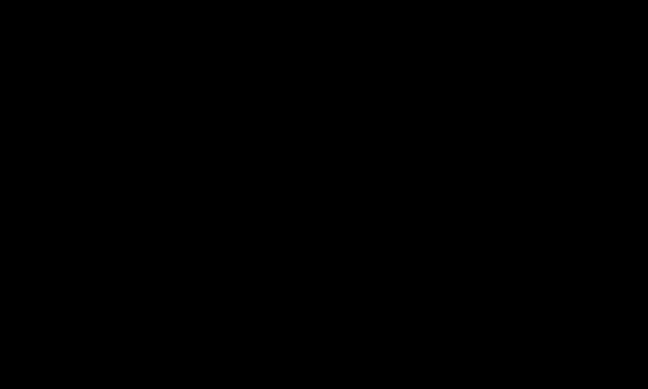 Man draw science formulas